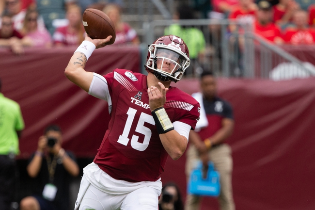 Buffalo vs. Temple - 9/21/19 College Football Pick, Odds, and Prediction