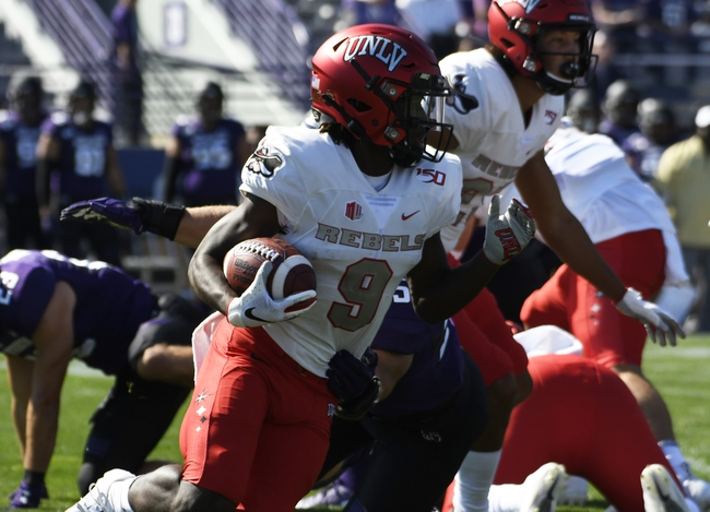 UNLV Rebels 2020 Win Total - College Football Pick, Odds and Prediction