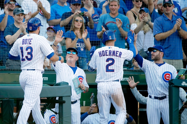 Chicago Cubs vs. Pittsburgh Pirates - 9/15/19 MLB Pick, Odds, and Prediction