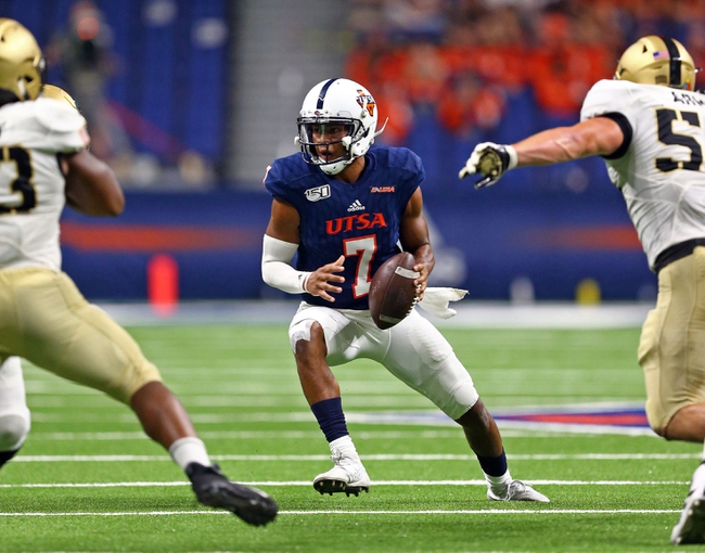 UTEP vs. UTSA - 10/5/19 College Football Pick, Odds, and Prediction