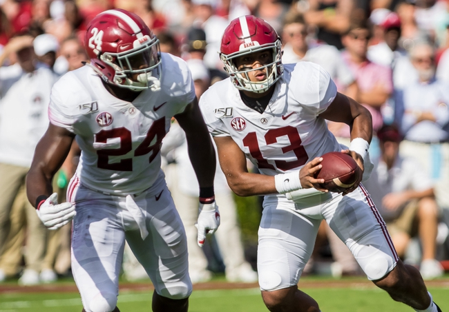 Alabama vs. Southern Miss - 9/21/19 College Football Pick, Odds, and Prediction