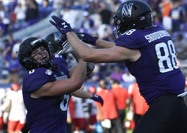 Northwestern vs. Massachusetts - 11/16/19 College Football Pick, Odds, and Prediction