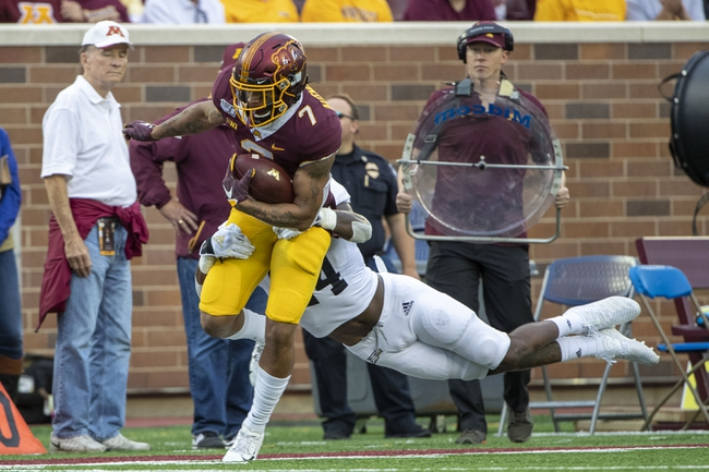 Minnesota vs. Illinois - 10/5/19 College Football Pick, Odds, and Prediction