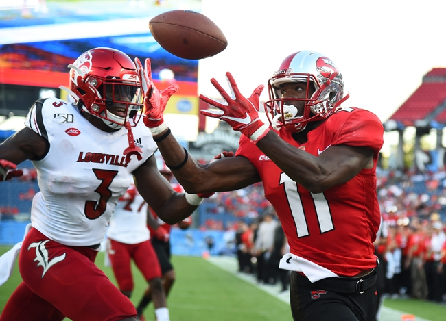 Western Kentucky vs. FAU - 11/2/19 College Football Pick, Odds, and Prediction