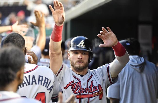 Washington Nationals vs. Atlanta Braves - 9/15/19 MLB Pick, Odds, and Prediction