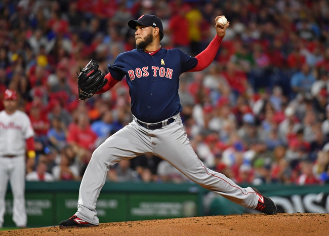 Philadelphia Phillies vs. Boston Red Sox - 9/15/19 MLB Pick, Odds, and Prediction