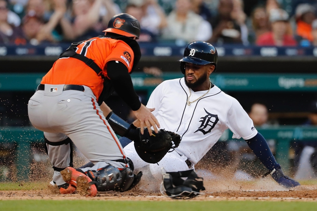 Detroit Tigers vs. Baltimore Orioles - 9/15/19 MLB Pick, Odds, and Prediction