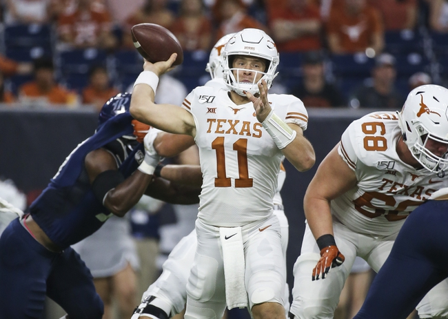 West Virginia vs. Texas - 10/5/19 College Football Pick, Odds, and Prediction