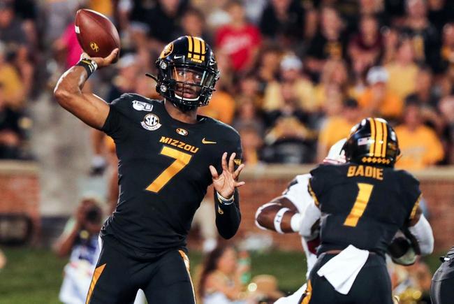 Missouri vs. South Carolina - 9/21/19 College Football Pick, Odds, and Prediction