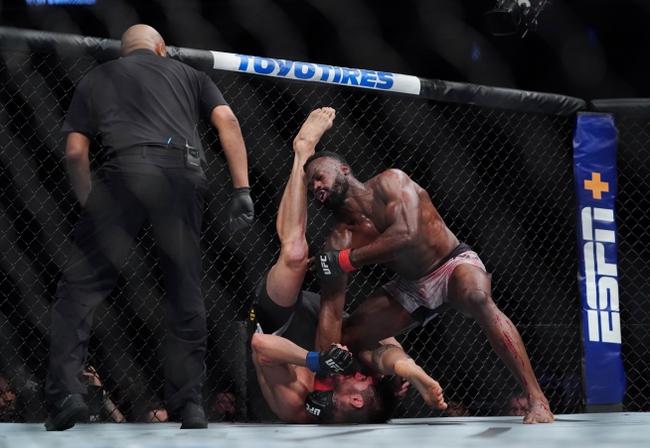 Uriah Hall vs. Ronaldo Souza - 4/18/20 UFC 249 Pick, Odds, and Prediction