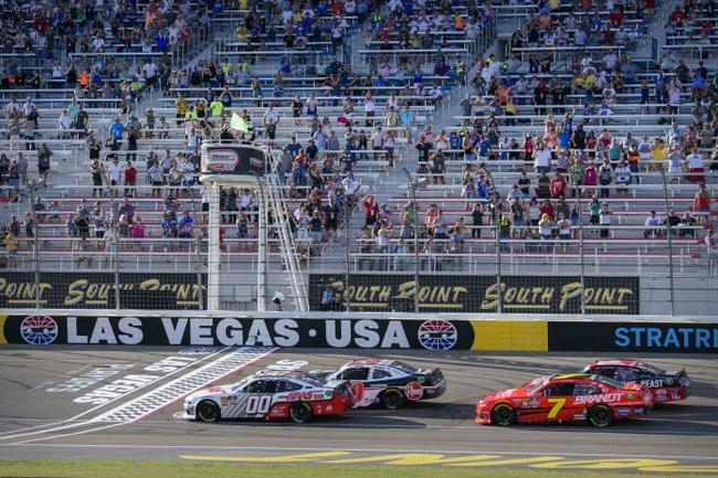 NASCAR Xfinity Series Head to Head Match Up Alsco 300