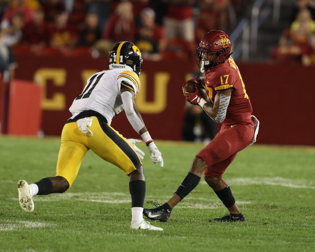 Iowa State at Iowa - 9/12/20 Early look College Football GOY Picks and Predictions