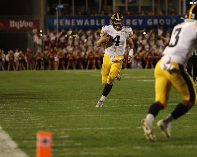 Iowa vs. Middle Tennessee - 9/28/19 College Football Pick, Odds, and Prediction