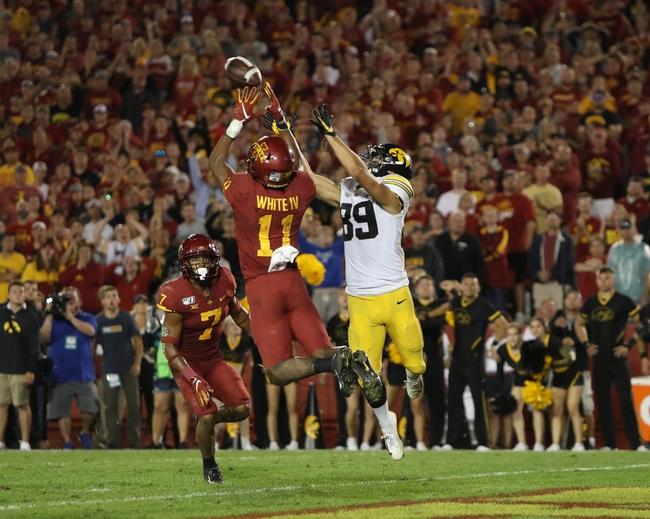 Iowa State vs. Louisiana-Monroe - 9/21/19 College Football Pick, Odds, and Prediction