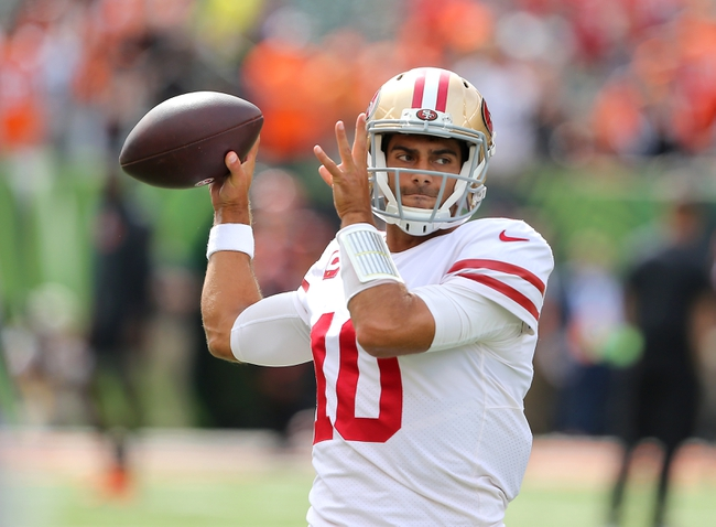 San Francisco 49ers vs. Pittsburgh Steelers - 9/22/19 NFL Pick, Odds, and Prediction
