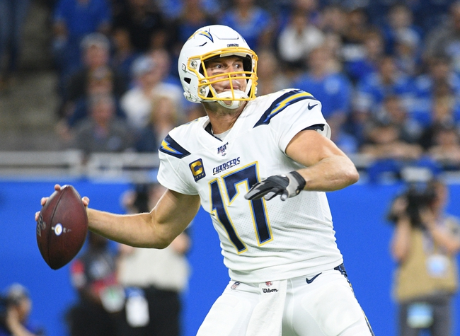 Houston Texans at Los Angeles Chargers - 9/22/19 NFL Pick, Odds, and Prediction