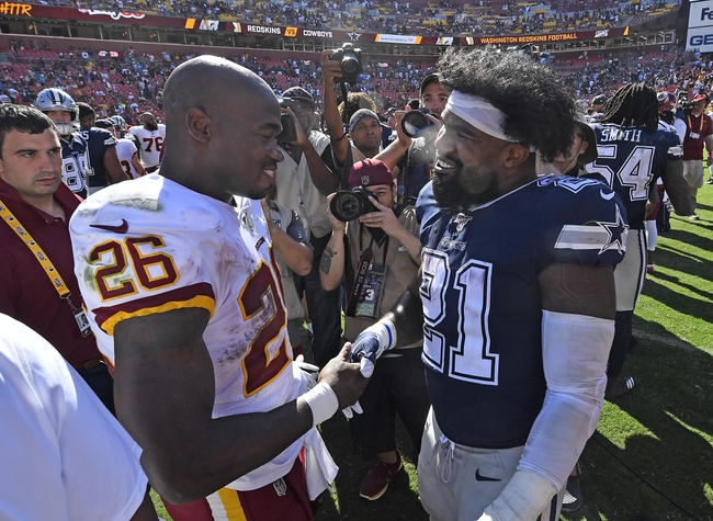 Dallas Cowboys vs. Washington Redskins - 12/29/19 NFL Pick, Odds & Prediction