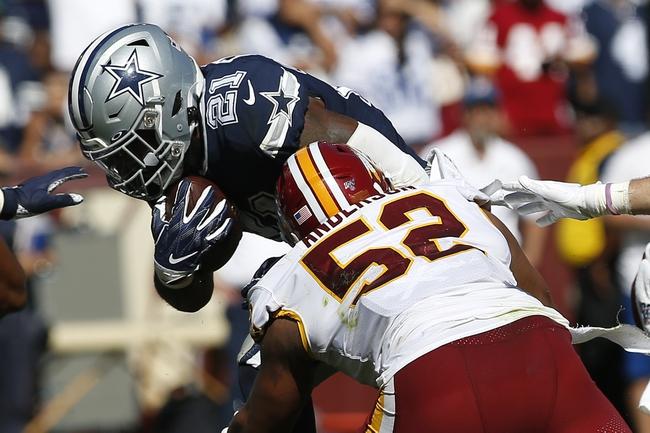 Washington Redskins at Dallas Cowboys - 12/29/19 NFL Pick, Odds, and Prediction