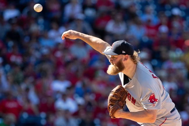 Boston Red Sox vs. San Francisco Giants - 9/18/19 MLB Pick, Odds, and Prediction