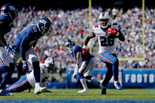 Buffalo Bills vs. New York Giants - 5/26/20 Madden20 NFL Sim Pick, Odds, and Prediction