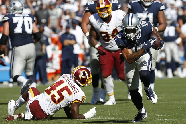 Dallas Cowboys vs. Washington Redskins - 12/29/19 NFL Pick, Odds, and Prediction