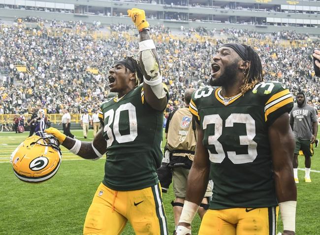 Green Bay Packers vs. Denver Broncos - 9/22/19 NFL Pick, Odds, and Prediction