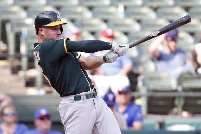 Oakland Athletics vs. Texas Rangers - 9/20/19 MLB Pick, Odds, and Prediction