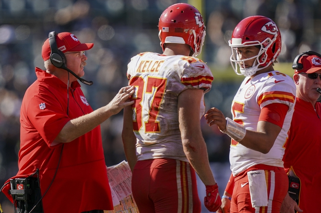 Kansas City Chiefs vs. Indianapolis Colts - 10/6/19 NFL Pick, Odds, and Prediction