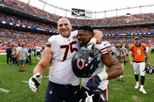 Chicago Bears vs. Minnesota Vikings - 9/29/19 NFL Pick, Odds, and Prediction