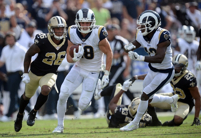 Los Angeles Rams at Cleveland Browns - 9/22/19 NFL Pick, Odds, and Prediction
