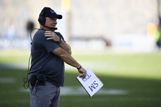 Washington State vs. UCLA - 9/21/19 College Football Pick, Odds, and Prediction