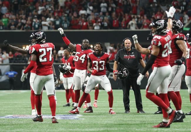 Atlanta Falcons at Indianapolis Colts - 9/22/19 NFL Pick, Odds, and Prediction