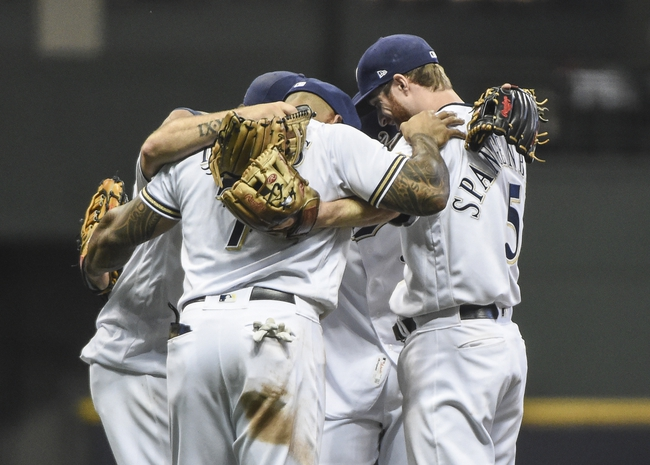 Milwaukee Brewers vs. San Diego Padres - 9/17/19 MLB Pick, Odds, and Prediction