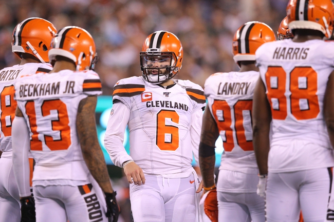 Cleveland Browns vs. Los Angeles Rams - 9/22/19 NFL Pick, Odds, and Prediction