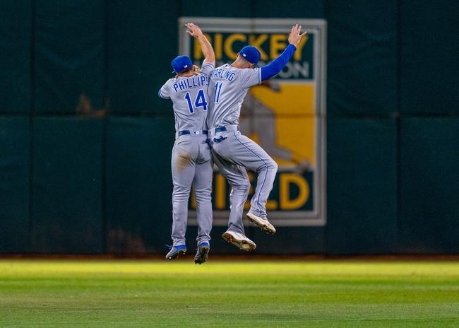 Oakland Athletics vs. Kansas City Royals - 9/17/19 MLB Pick, Odds, and Prediction