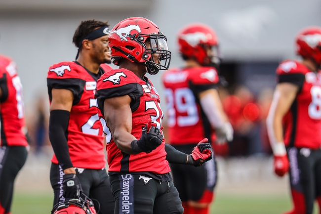 Calgary Stampeders vs. Winnipeg Blue Bombers - 11/10/19 CFL Pick, Odds, and Prediction
