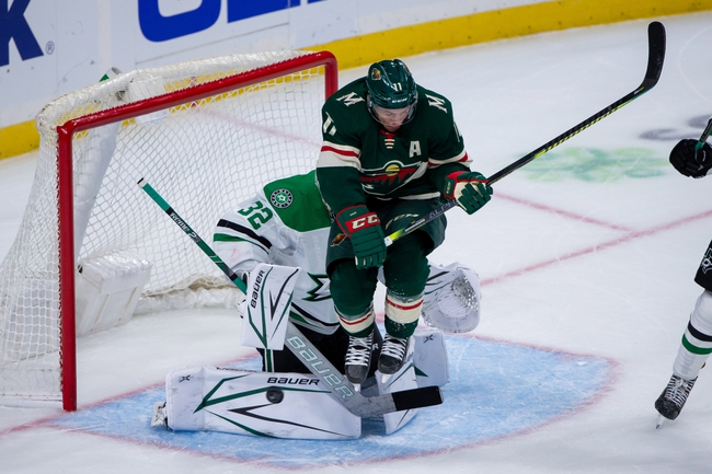 Dallas Stars vs. Minnesota Wild - 10/29/19 NHL Pick, Odds, and Prediction