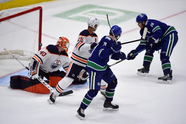 Edmonton Oilers vs. Vancouver Canucks - 10/2/19 NHL Pick, Odds, and Prediction