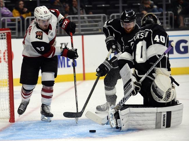 Los Angeles Kings vs. Arizona Coyotes - 11/23/19 NHL Pick, Odds, and Prediction