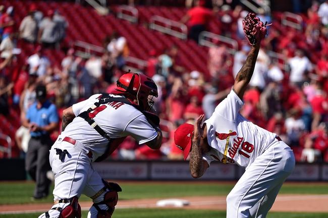 Washington Nationals at St. Louis Cardinals - 10/11/19 MLB Pick, Odds, and Prediction