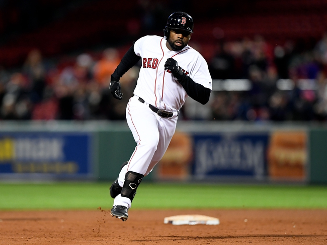 Boston Red Sox vs. San Francisco Giants - 9/19/19 MLB Pick, Odds, and Prediction