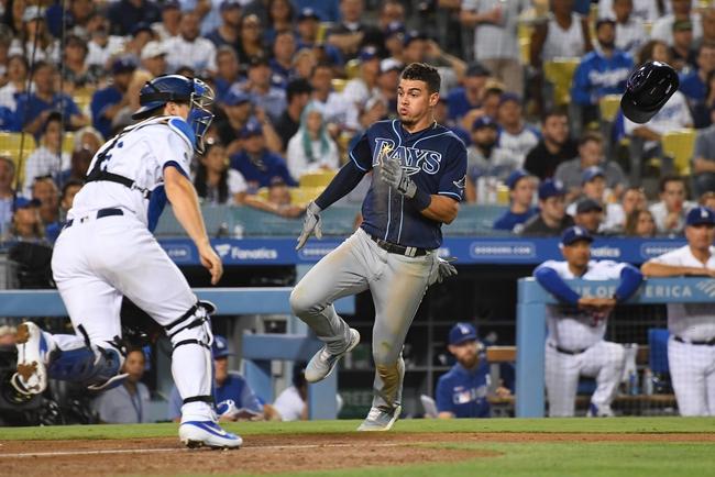 Tampa Bay Rays at Los Angeles Dodgers 10/20/20 MLB World Series Game 1 Picks and Predictions
