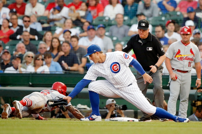 Chicago Cubs vs. St. Louis Cardinals - 9/20/19 MLB Pick, Odds, and Prediction