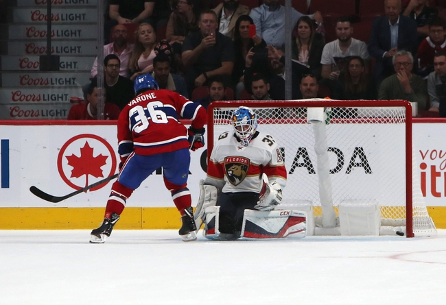 Florida Panthers vs. Montreal Canadiens - 12/29/19 NHL Pick, Odds & Prediction