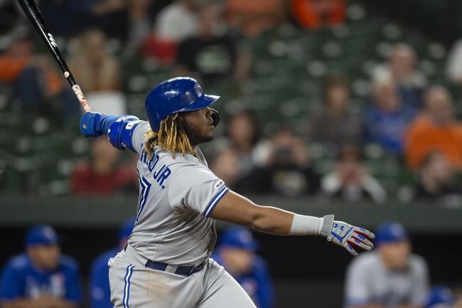 Toronto Blue Jays vs. Baltimore Orioles - 9/24/19 MLB Pick, Odds, and Prediction
