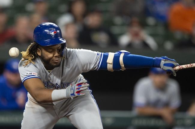 Toronto Blue Jays vs. Baltimore Orioles - 9/23/19 MLB Pick, Odds, and Prediction