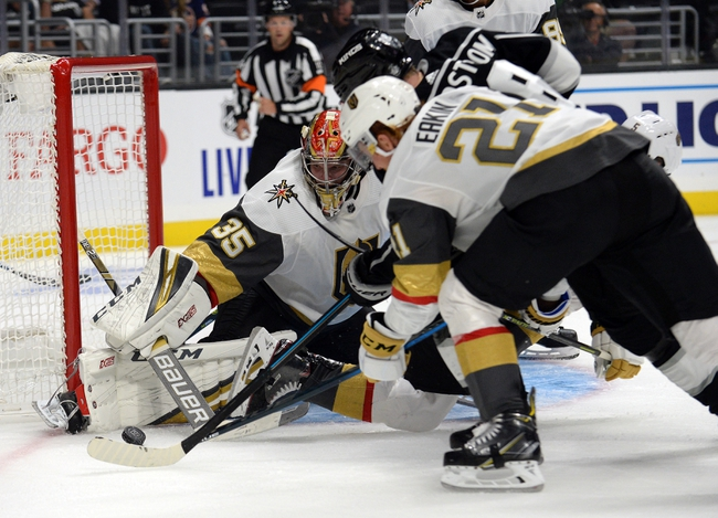 Los Angeles Kings vs. Vegas Golden Knights - 11/16/19 NHL Pick, Odds, and Prediction