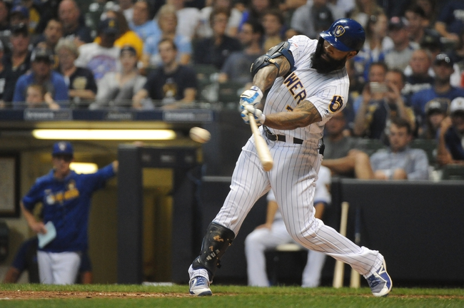 Milwaukee Brewers vs. Pittsburgh Pirates - 9/21/19 MLB Pick, Odds, and Prediction