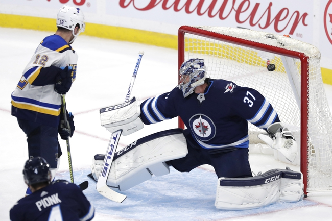 Winnipeg Jets vs. St. Louis Blues - 12/27/19 NHL Pick, Odds, and Prediction