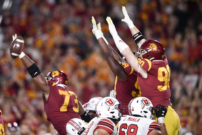 USC vs. Utah - 10/2/20 Early Look College Football GOY Pick, Odds, and Prediction